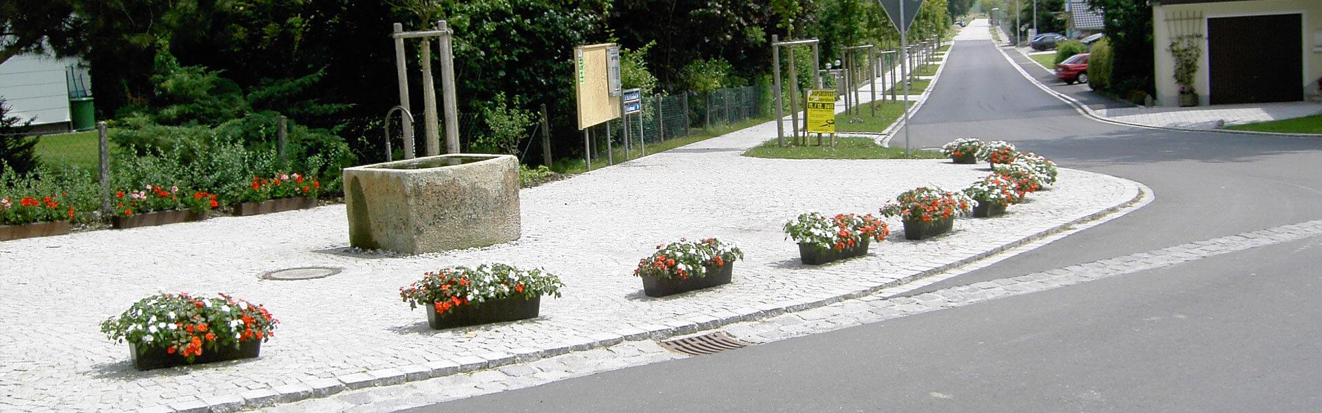 Dorferneuerung bei Ingenieurbüro Bulhões in Taufkirchen